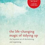 Cover of Marie Kondo's book The Life Changing Magic of Tidying Up