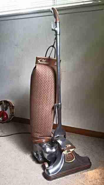 old kirby vacuum cleaner