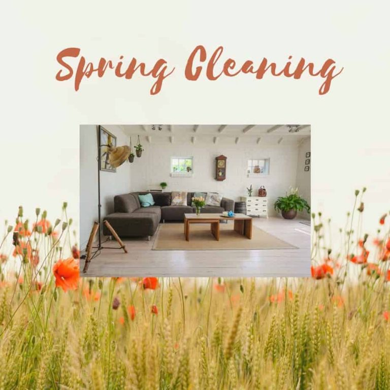 Spring Cleaning Checklist: Don't Forget These 5 Living Room Spots