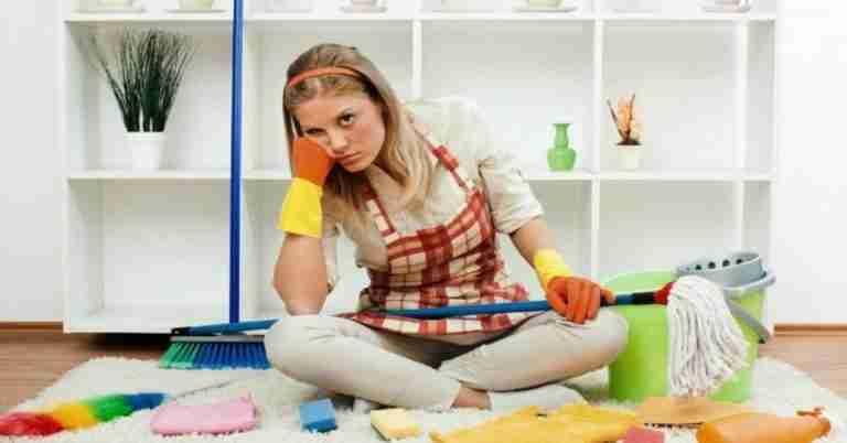 Why It's OK to Be a Bad Housekeeper