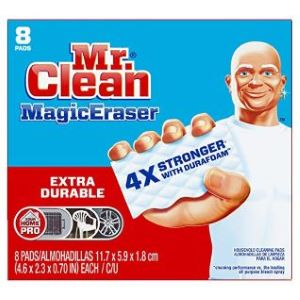Mr. Clean Magic Erasers review pic of box