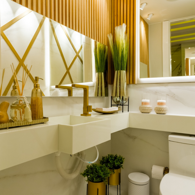 Spring Cleaning Bathroom Checklist