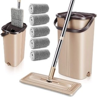 wet dry mop