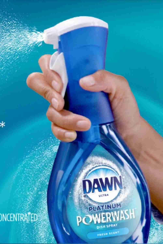 Dawn dish spray review