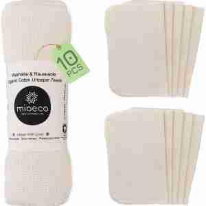 mioeco reusable paper towels